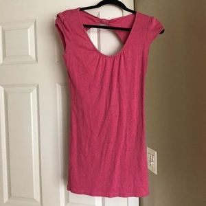 Pink Express casual dress